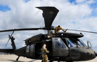 Sikorsky to Maintain, Overhaul Army Black Hawk Helicopters
