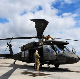 Sikorsky to Maintain, Overhaul Army Black Hawk Helicopters - top government contractors - best government contracting event