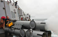 Navy Wants Torpedo Tubes for Underwater Drone Launch