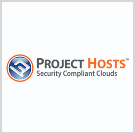 Project Hosts' Private Cloud Offering Gets DISA Provisional