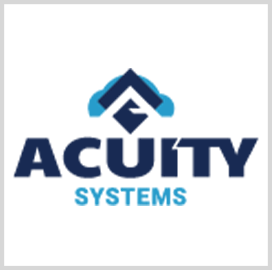 ExecutiveBiz - Acuity to Help Build Labor Dept's Cloud-Based Worker Compensation Mgmt Platform