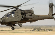 Boeing Secures $64M Army Apache Helicopter Logistics Support Contract