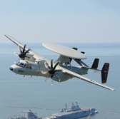 Northrop Secures Navy Funds for Lot 7 E-2D Aircraft Software, Product Support - top government contractors - best government contracting event