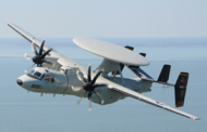 Northrop Secures Navy Funds for Lot 7 E-2D Aircraft Software, Product Support