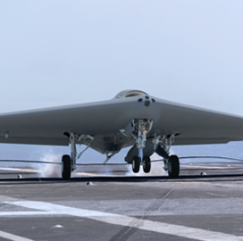 Boeing Eyes MQ-25 Tanker Drone Prototype Flight Test Before Year's End - top government contractors - best government contracting event