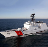 Huntington Ingalls Tests New Security Cutter on Sea - top government contractors - best government contracting event