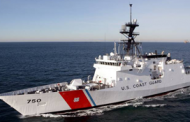 Huntington Ingalls Tests New Security Cutter on Sea