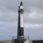 Rocket Lab Preps Electron Rocket for Next Military Satellite Launch - top government contractors - best government contracting event