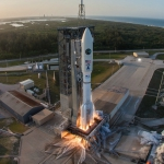 Cape Canaveral Receives ULA's Atlas V Rocket Core for Starliner Mission - top government contractors - best government contracting event