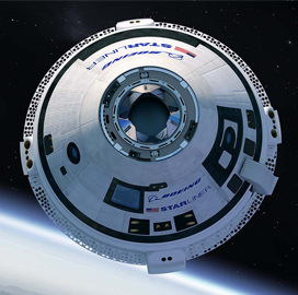 Collins Aerospace to Help Build Life Support System for Boeing CST-100 Spacecraft - top government contractors - best government contracting event