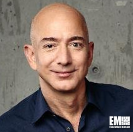 Jeff Bezos Launches Blue Origin's Lunar Lander, BE-7 Engine - top government contractors - best government contracting event