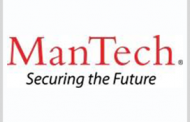 ManTech Receives 'Top Company for Military Spouses' Award
