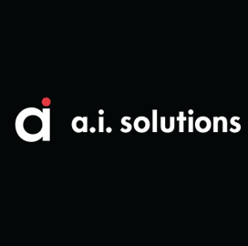 NASA Recognizes a.i. solutions as Large Business Prime Contractor of the Year - top government contractors - best government contracting event