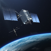 Lockheed VP Johnathon Caldwell Talks On-Orbit Performance of First GPS III Satellite - top government contractors - best government contracting event