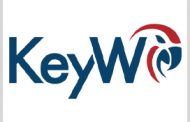 KeyW Receives Army Content, Knowledge Mgmt Task Order