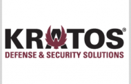 Kratos to Build, Demo Counter-UAS Microwave Tech for Army; Dave Carter Quoted