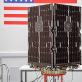 General Atomics Preps Orbital Test Bed Satellite for First Launch - top government contractors - best government contracting event