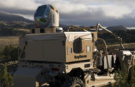 Raytheon Demos Counter-Drone Directed Energy Systems to Air Force