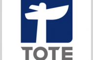 Maritime Administration Taps Tote Services for Training Ship Construction Mgmt