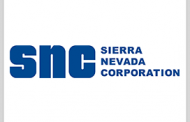 Sierra Nevada Wins $75M Contract to Implement Air Force Visual Systems Upgrade