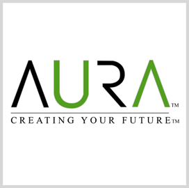 Aura Technologies to Support Army Advanced Manufacturing Environment Dev't Effort - top government contractors - best government contracting event