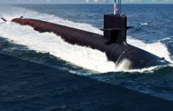 HII Begins Construction Work on Lead Columbia-Class Submarine