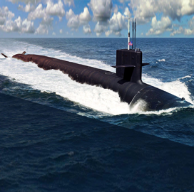 ExecutiveBiz - HII Begins Construction Work on Lead Columbia-Class Submarine