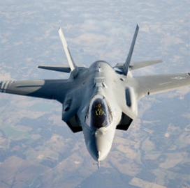 Navy Taps Lockheed to Develop F-35 Fuselage Structure Modifications - top government contractors - best government contracting event