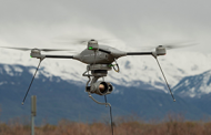 Lockheed Integrates Tethering Feature Into Small UAS Platform