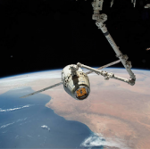 SpaceX's Dragon Spacecraft Arrives at ISS for 17th Cargo Resupply Mission - top government contractors - best government contracting event