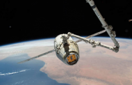 SpaceX's Dragon Spacecraft Arrives at ISS for 17th Cargo Resupply Mission