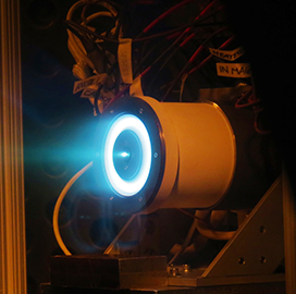 Apollo Fusion to Manufacture NASA Hall Thruster Models Under New Contract - top government contractors - best government contracting event