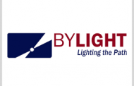 By Light Receives 'Federal Partner of the Year' Award From HPE's Aruba Subsidiary