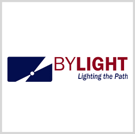 By Light Receives 'Federal Partner of the Year' Award From HPE's Aruba Subsidiary - top government contractors - best government contracting event