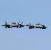 USAF Plans Light Attack Aircraft Contract Awards to SNC-Embraer Team, Textron - top government contractors - best government contracting event