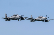 USAF Plans Light Attack Aircraft Contract Awards to SNC-Embraer Team, Textron