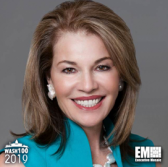 Teresa Carlson, AWS Public Sector VP, Named to 2019 Wash100 for Her Efforts Using Cloud-Based Apps to Innovate in Government Markets - top government contractors - best government contracting event
