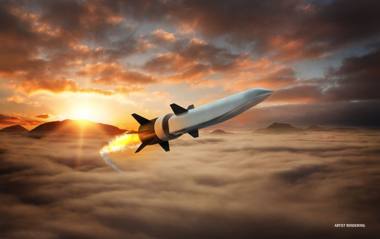 Northrop, Raytheon to Integrate Hypersonic Missile Tech for Air Force, DARPA; Mike Kahn Quoted - top government contractors - best government contracting event
