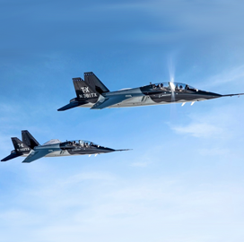Saab Picks Collins Aerospace to Supply T-X Aircraft Power Systems, Engine Controls - top government contractors - best government contracting event