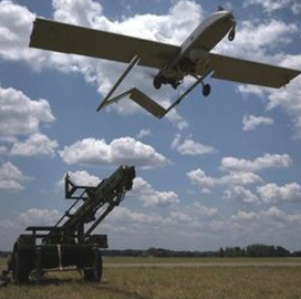 Textron, Army Test Updated Shadow UAS Configuration - top government contractors - best government contracting event