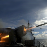 Navy Tests Block 2A Variant of Raytheon's RAM Missile System - top government contractors - best government contracting event