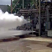 Blue Origin Conducts Hot-Fire Test of BE-7 Lunar Lander Engine - top government contractors - best government contracting event