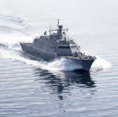 Lockheed-Led Industry Team Concludes Acceptance Trials for New Littoral Combat Ship - top government contractors - best government contracting event