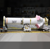 NASA Receives Orion Launch Abort Motor After Northrop-Led Tests - top government contractors - best government contracting event