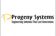 Progeny Systems Awarded Potential $50M Navy Systems Engineering Support Contract
