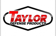 Taylor Defense Gets $84M Navy Contract for Military Cranes Service Life Extension