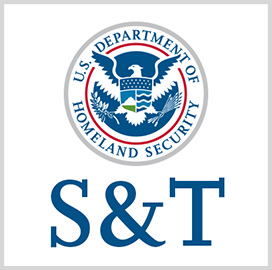 DHS S&T Names Eight Tech Industry Finalists for $1.6M Opioid Detection Challenge - top government contractors - best government contracting event