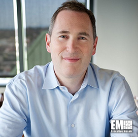 AWS' Andy Jassy: Speed, Agility Drive Cloud Tech Adoption in Public Sector - top government contractors - best government contracting event