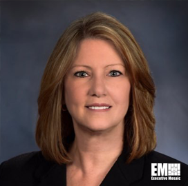 Michele Evans Talks Lockheed Aeronautical Programs, International Partnerships - top government contractors - best government contracting event
