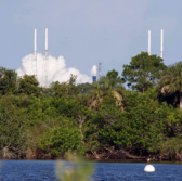 SpaceX Completes Static Fire Test for Falcon 9 Engines - top government contractors - best government contracting event